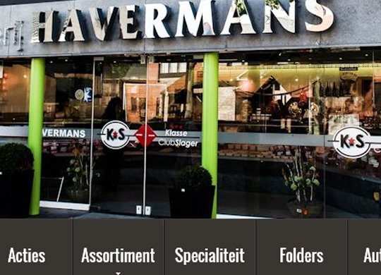 Klasseslager Havermans Website